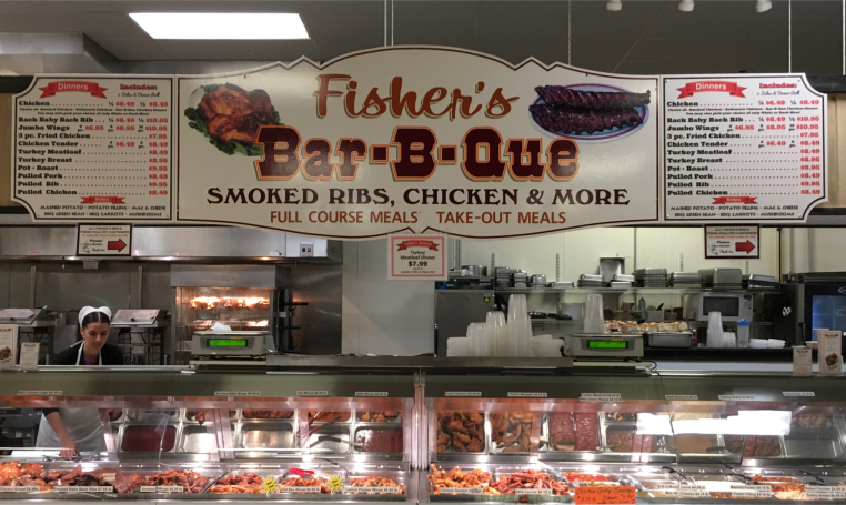 Fisher's Bar-B-Que