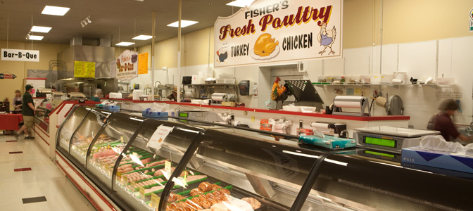 Fisher's Fresh Poultry